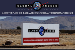 Homepage of Global Access / SCLA, Picture Link